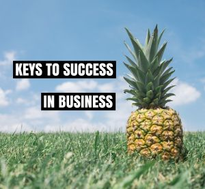 5 Psychological Keys to Success in Business